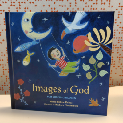 Images of God 2020 Book Cover