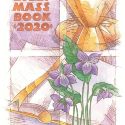 Daily Mass Book 2020 Book Cover