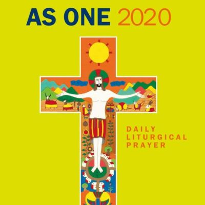 We Pray As One 2020 Book Cover